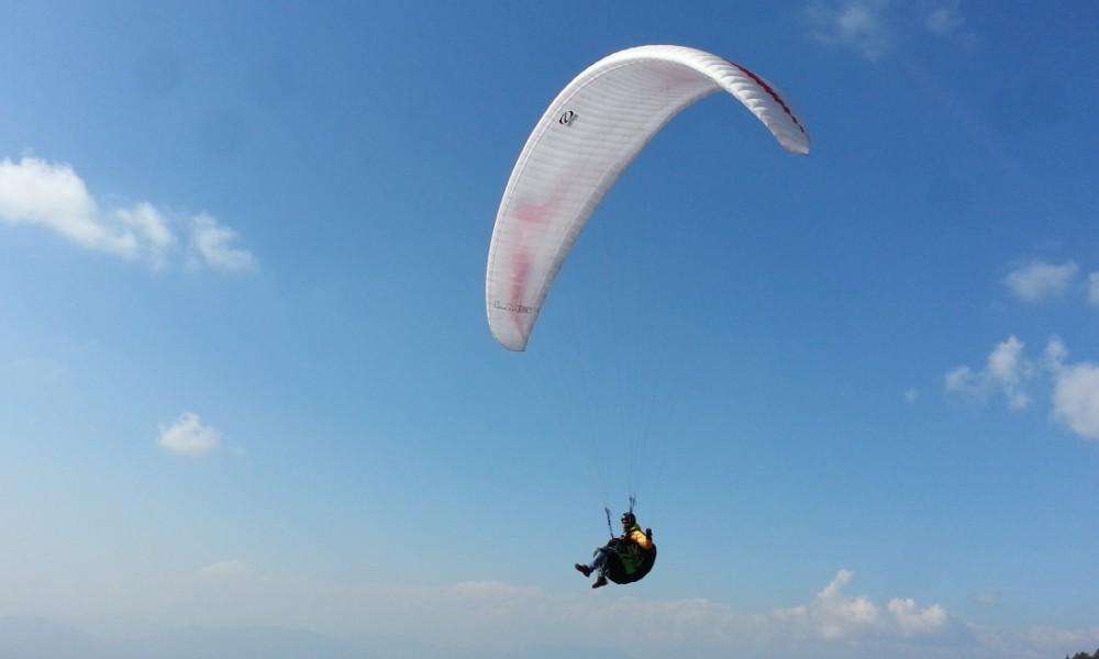 Kathmandu Paragliding Tour
