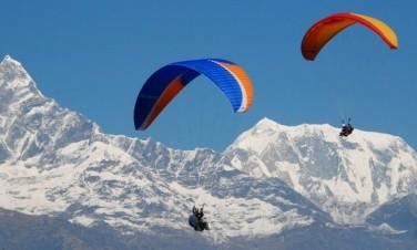 Pokhara Paragliding Tour