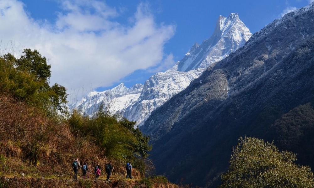 Round Annapurna Circuit Trek